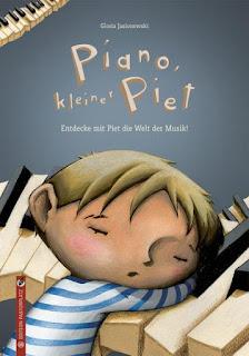 Piano kleiner Piet , Gloria Jasionoeski