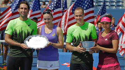 US Open Mixed Doubles Final