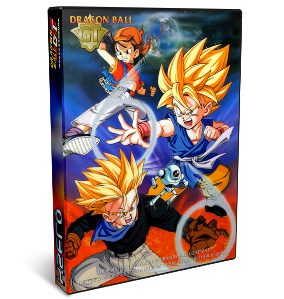 Dragon Ball GT - Dragon Ball GT | 64/64 | BD | Dual | Mega / 1fichier / Google