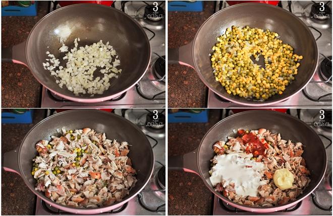 arroz de forno como fazer