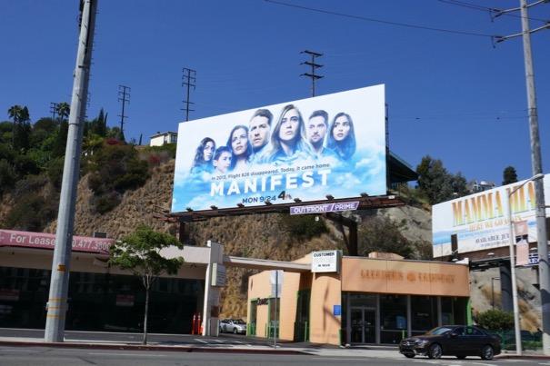Manifest season 1 billboard