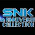 Anunciado a coleção SNK 40th Anniversary para Switch