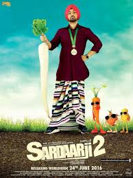 Diljit Dosanjh, Monica Gill, Sardaar ji 2 sixth highest-grossing Punjabi film of all time, Box Office Business 19 Crore MT wiki