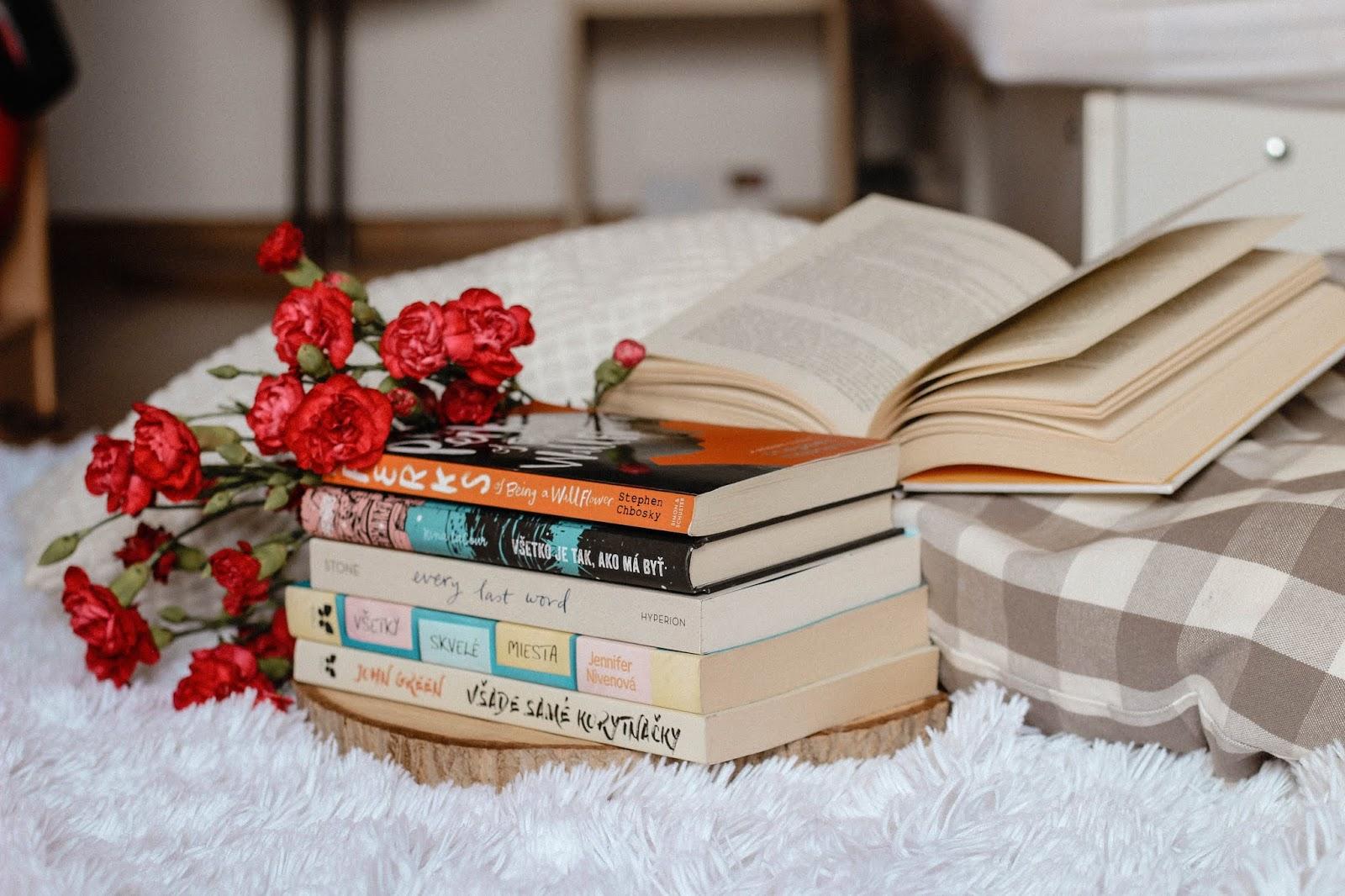 5 young-adult kníh, ktoré sa zaoberajú psychickým zdravím ║ #MentalHealthAwarnessWeek