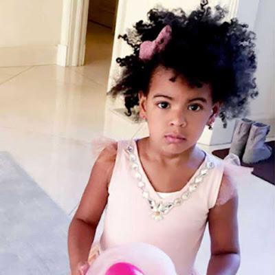 You'd Make An Amazing Big Sister – Nicki Minaj Gushes Over Blue Ivy