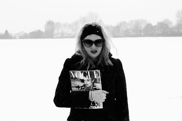 Mandy Morello Magazine Editor