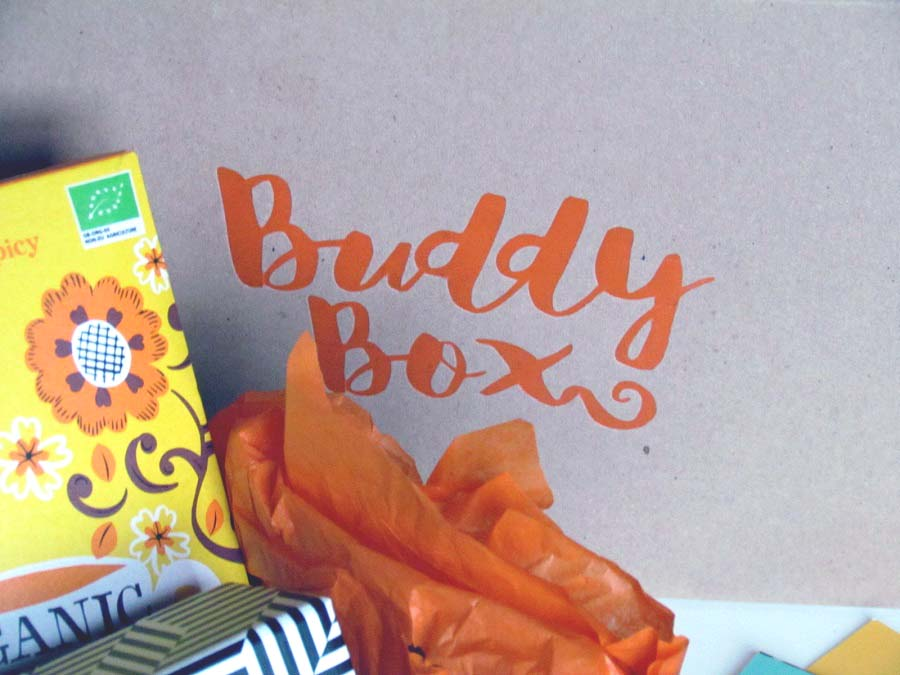 The Blurt Foundation BuddyBox, November Buddy Box, Blurt it out, wellness, mental health