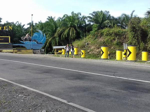 Daerah Rawan Kecelakaan Tunggal Kabupaten Kaur