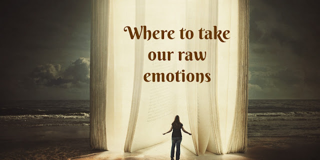 Taking Our Emotions to the Lord in Psalms - Reading and Writing Psalms
