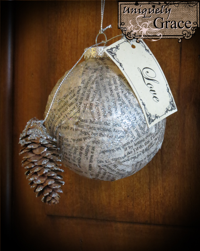 pine cones color books book page ball ornaments pine cones and tags too uniquely