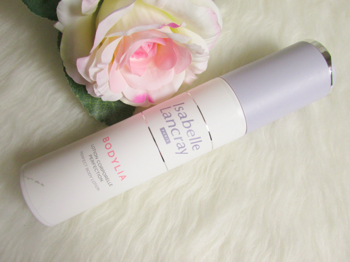 Beautypress Newsbox September - Isabelle Lancray BODYLIA Perfect Body Lotion
