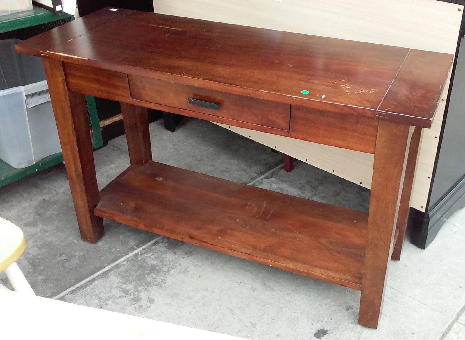 Uhuru furniture collectibles sold 3351 4 39 modern asian - Table console extensible solde ...