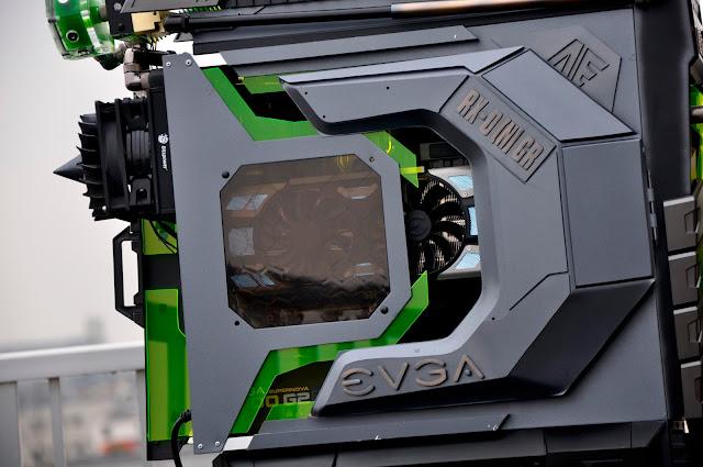 Project  EVGA RX-0 Agusta Psycho Frame By  Von carlo Rasonabe 6