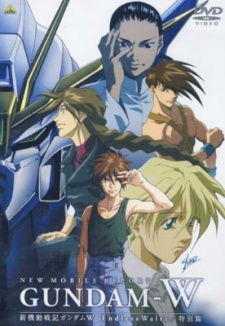 Action, Space, Mecha, Military, Drama, Sci-Fi , Anime , 1998