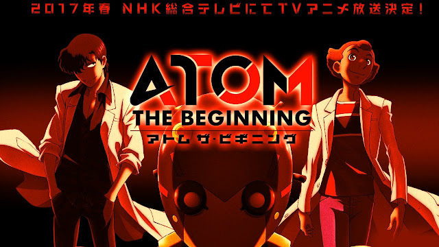 Daftar Download Anime Atom: The Beginning Subtitle Indonesia
