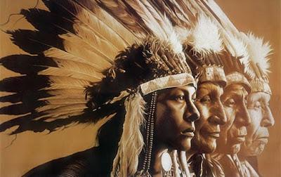 insan ırklarının özellikleri, kızılderililer