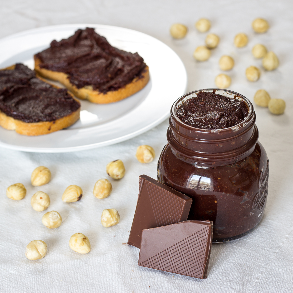 nutella, postres,chocolate