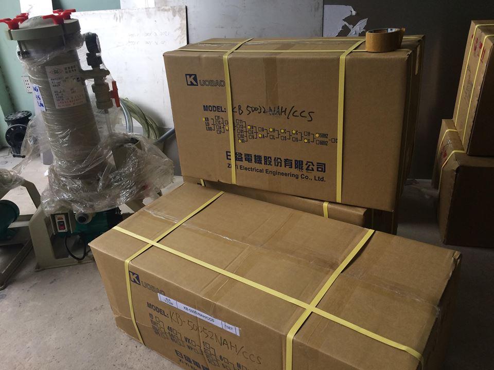 Đơn vị cung cấp máy bơm lọc hóa chất