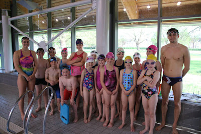 portsmouth northsea swimming club olympians and kids