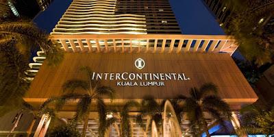 Intercontinental Hotel, Kuala Lumpur
