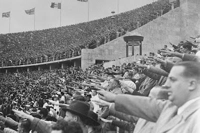 Hitler, Olympics, Munich, Jesse Owens, 1936, Nazism