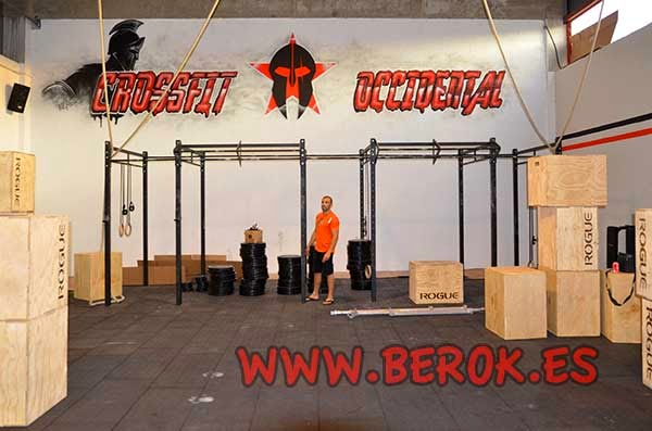 Gimnasio Crossfit Occidental