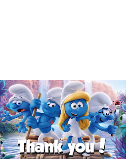 smurfs the lost village birthday party