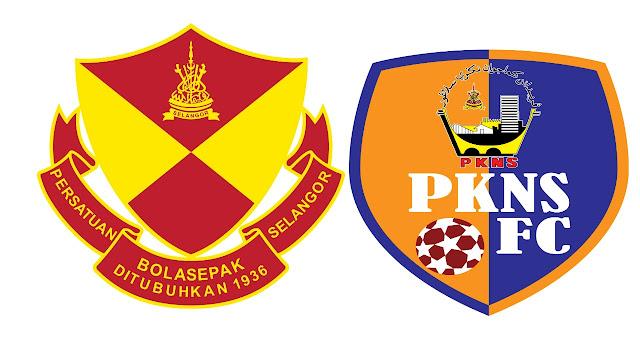 Live Streaming Selangor vs PKNS FC 6.6.2018 Liga Super