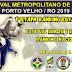 Judocas disputam festival metropolitano e campeonato estadual neste sábado
