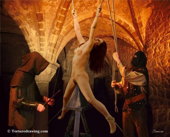 According to the inventor, Ippolito Marsili, the introduction of the 'Judas/Witches Cradle', also known as 'Torture Vigil' was a turning point in the history of torture.