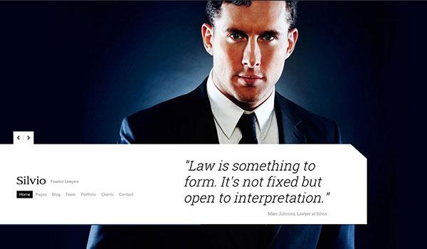 silvio-lawyer-theme-themesfever