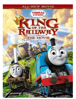 Thomas & Friends: King of the Railway DVD Review