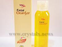 Collaskin Facial Cleanser Solusi Wajah Halus Bersinar Alami