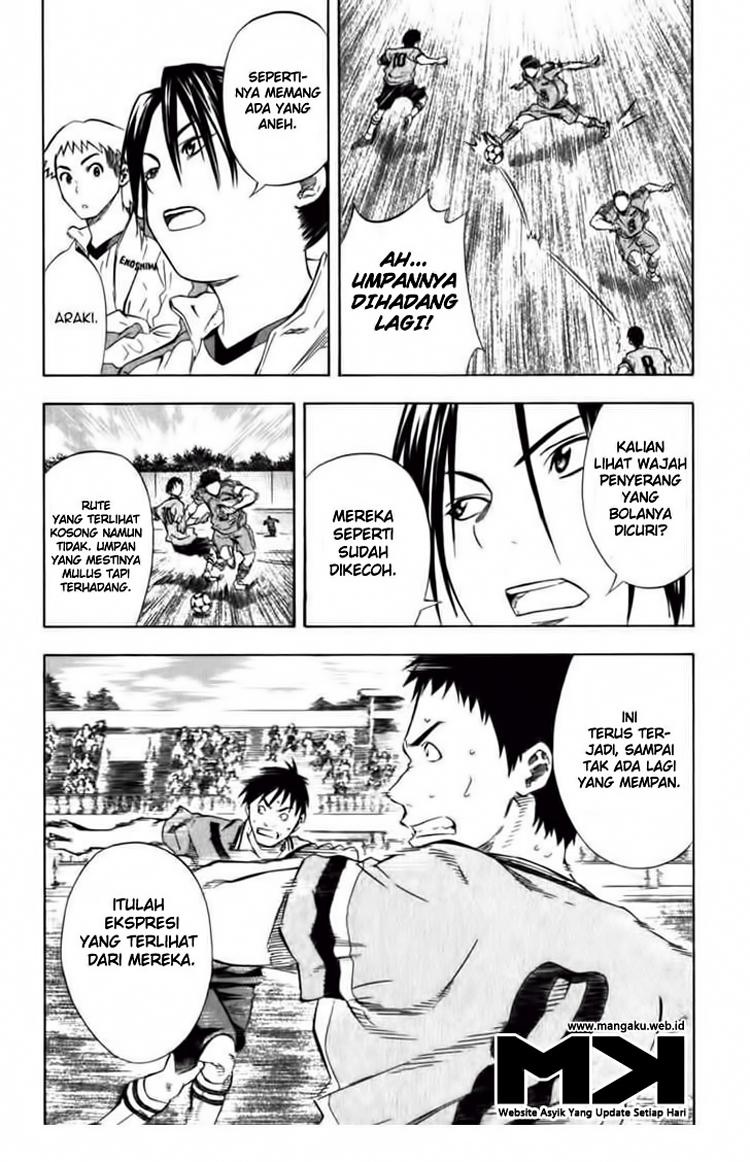 Area no Kishi Chapter 51-6