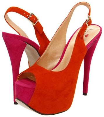 Zapatos rojos para fiesta