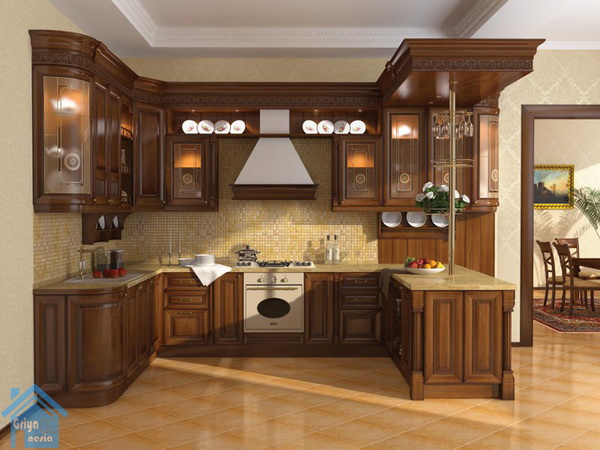 Blog N 17 Interior Furniture Kitchen Set Klasik Minimalis