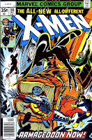 X-men v1 #108 marvel comic book cover art by John Byrne