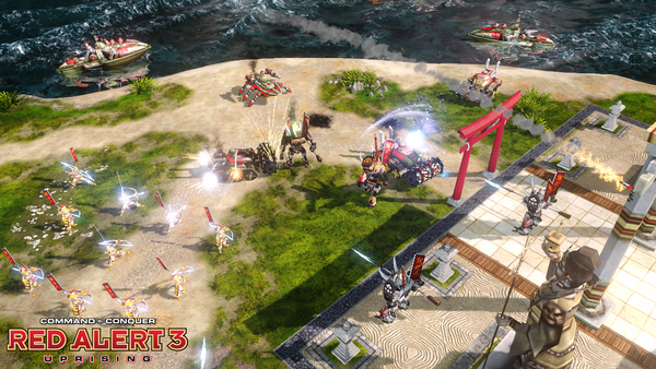 Command & Conquer Red Alert 3 Uprising Full Version