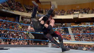 Kane def bray wyatt in backlash 2016