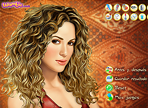 De JuegosShakira Juegos Maquillar Gratis En Maquilla CBrxoedW
