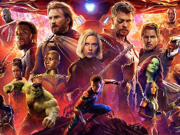 """Kto nie ryzykuje, ten nie pije szampana, czyli """"Avengers: Wojna bez granic"""""""
