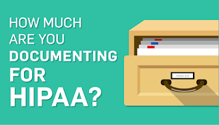 hipaa documentation requirements