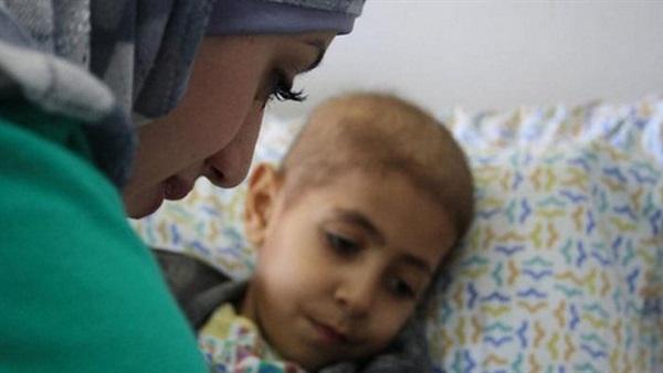 الصحة - مرض السرطان يجتاح قطاع غزة الاشخاص الذين يصابون بالسرطان اسبوعيا بلغت 12 حالة علي الاقل