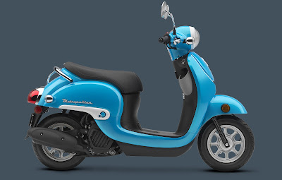 2016 Honda Metropolitan side view hd pics