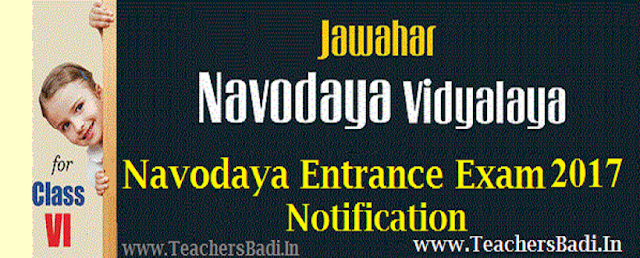 Navodaya Entrance Exam,JNVS Entrance Test,JNVS Selection Test