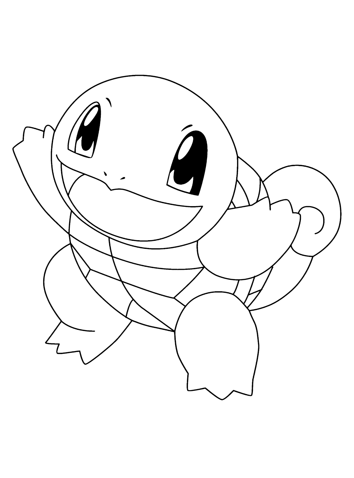 ty big eye coloring pages | New Squirtle Coloring Pages Download - Free Pokemon ...