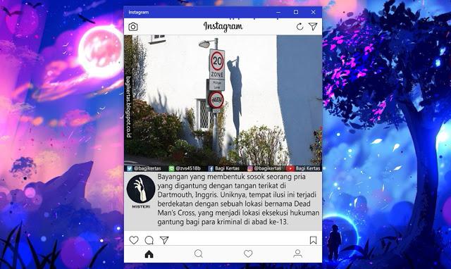 Cara Download Instagram Di Windows Store Untuk Windows