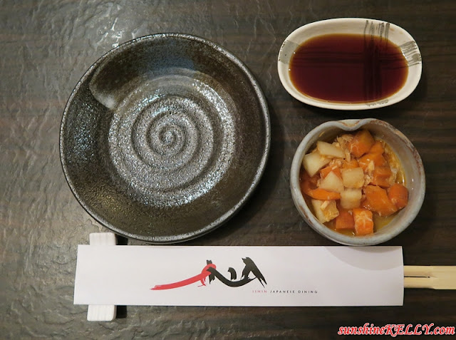 ISHIN Japanese Dining, Best Japanese Fine Dining, Old Klang Road