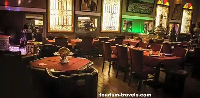 مطعم رياض مراكش ( Riad Marrakech Restaurant )