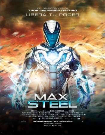 Max Steel 2016 English 700MB HC HDCAM x264